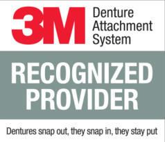3M Denture Attachment System Recognized Provider