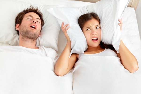 Wondering If Your Sleep Apnea And Dental Health Are Connected?